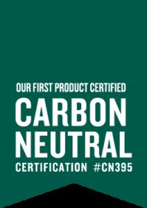 vEEF Carbon Neutral Mince Flag Cert